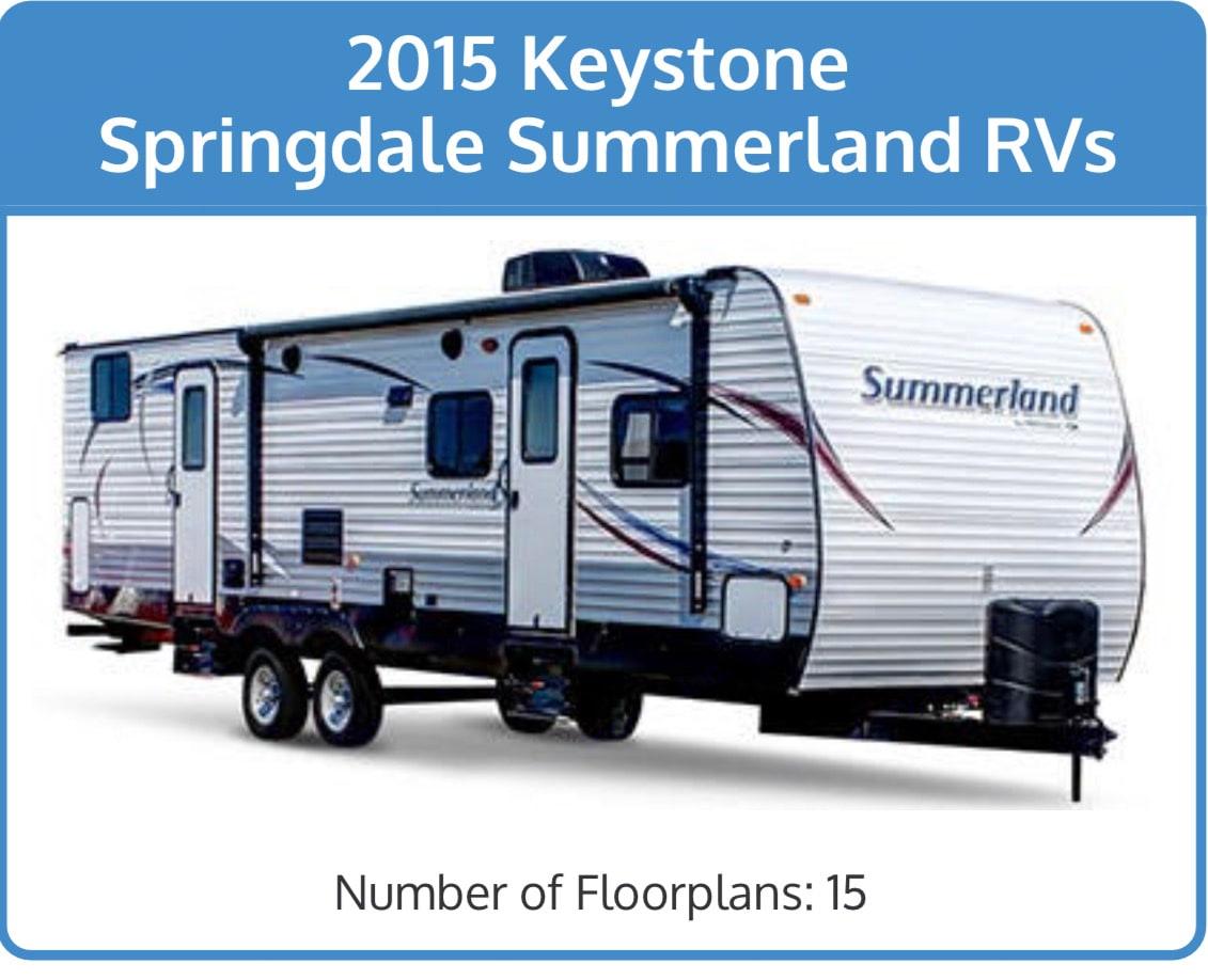 Keystone Summerland 2015