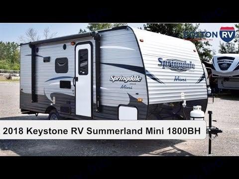 Keystone Summerland 2018