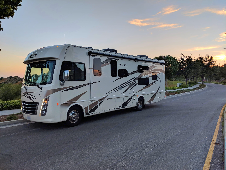 Thor Motor Coach A.C.E 2019