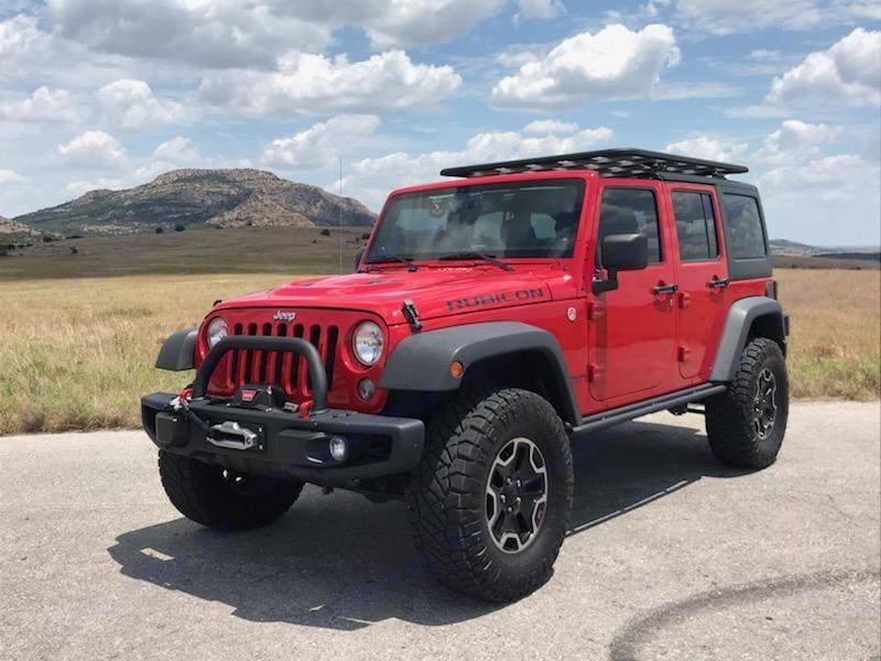 Jeep Wrangler Rubicon Unlimited 2014