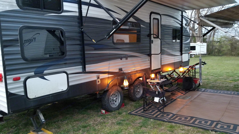 Camping package included.. Keystone Springdale 2016