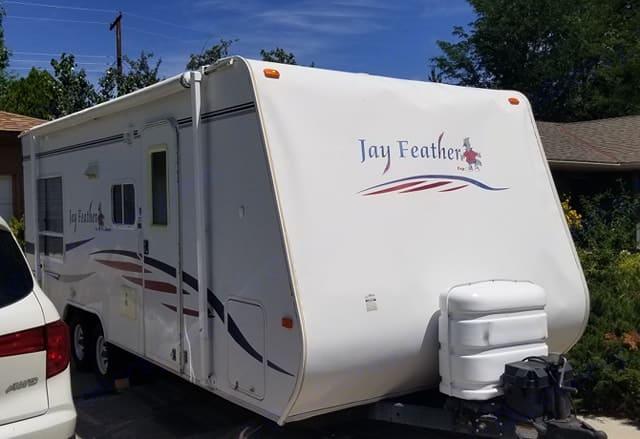 Jayco Jay Feather 2007
