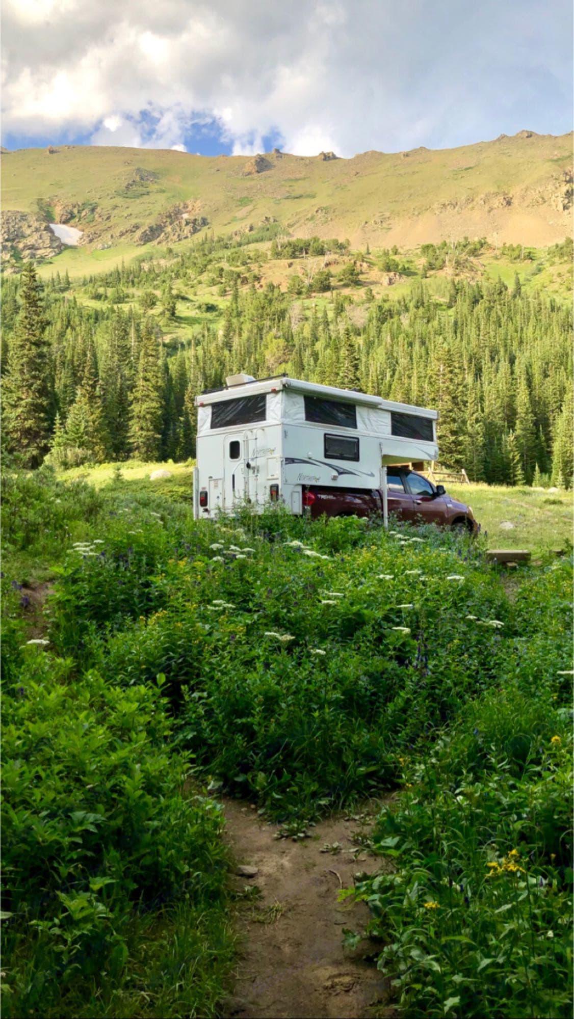Indian Peaks, Colorado. Northstar Northstar 850sc 2018