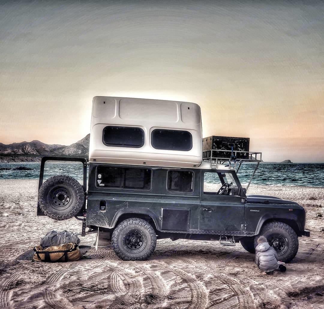 Land Rover Defender 110 1991