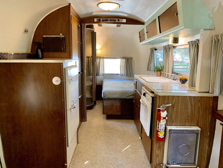 Airstream Caravanner 1959