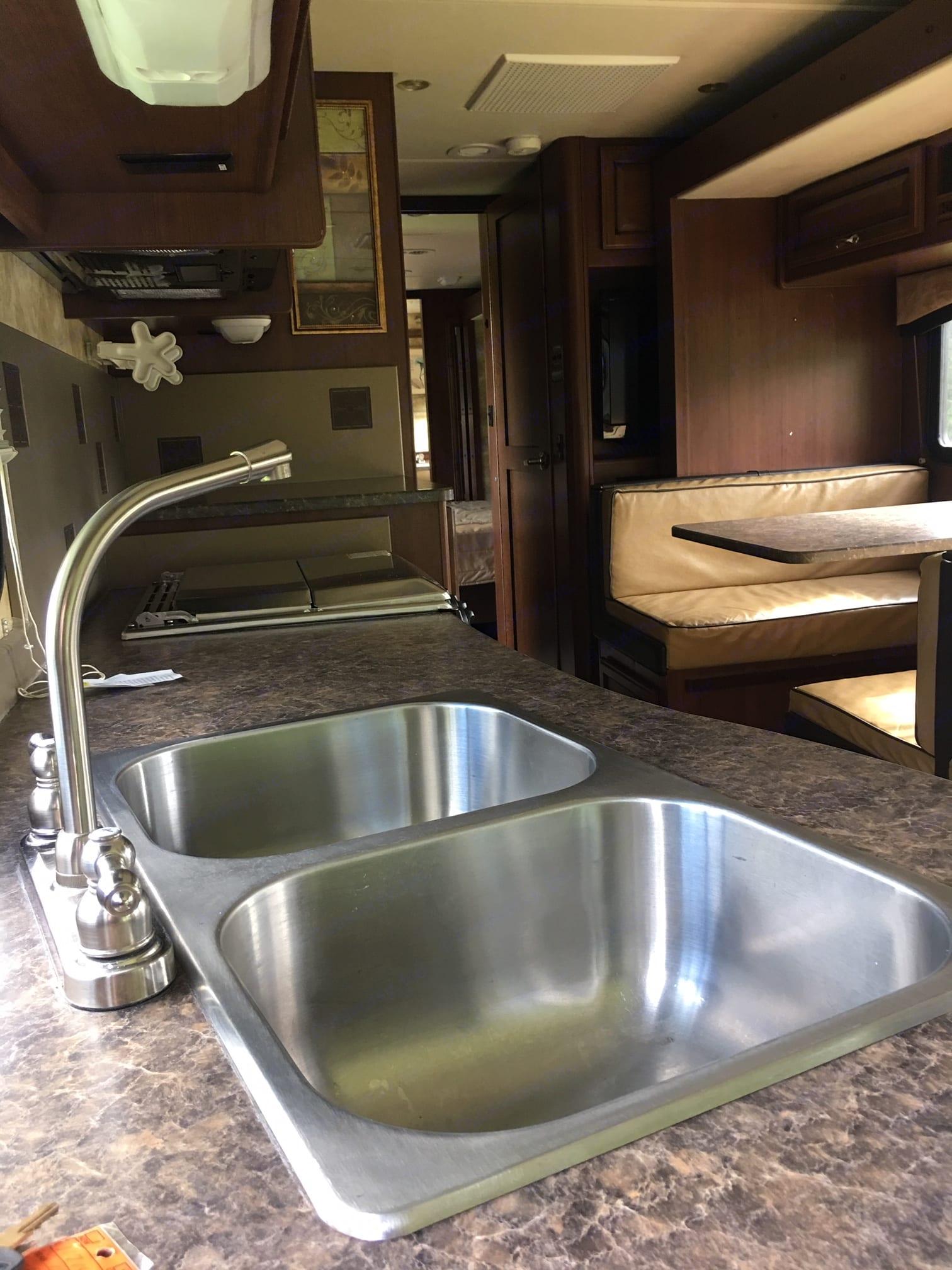 Kitchen Area.. Freightliner Other 2013