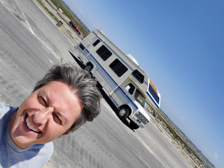 Desert!!!. Ford Jamboree 1989