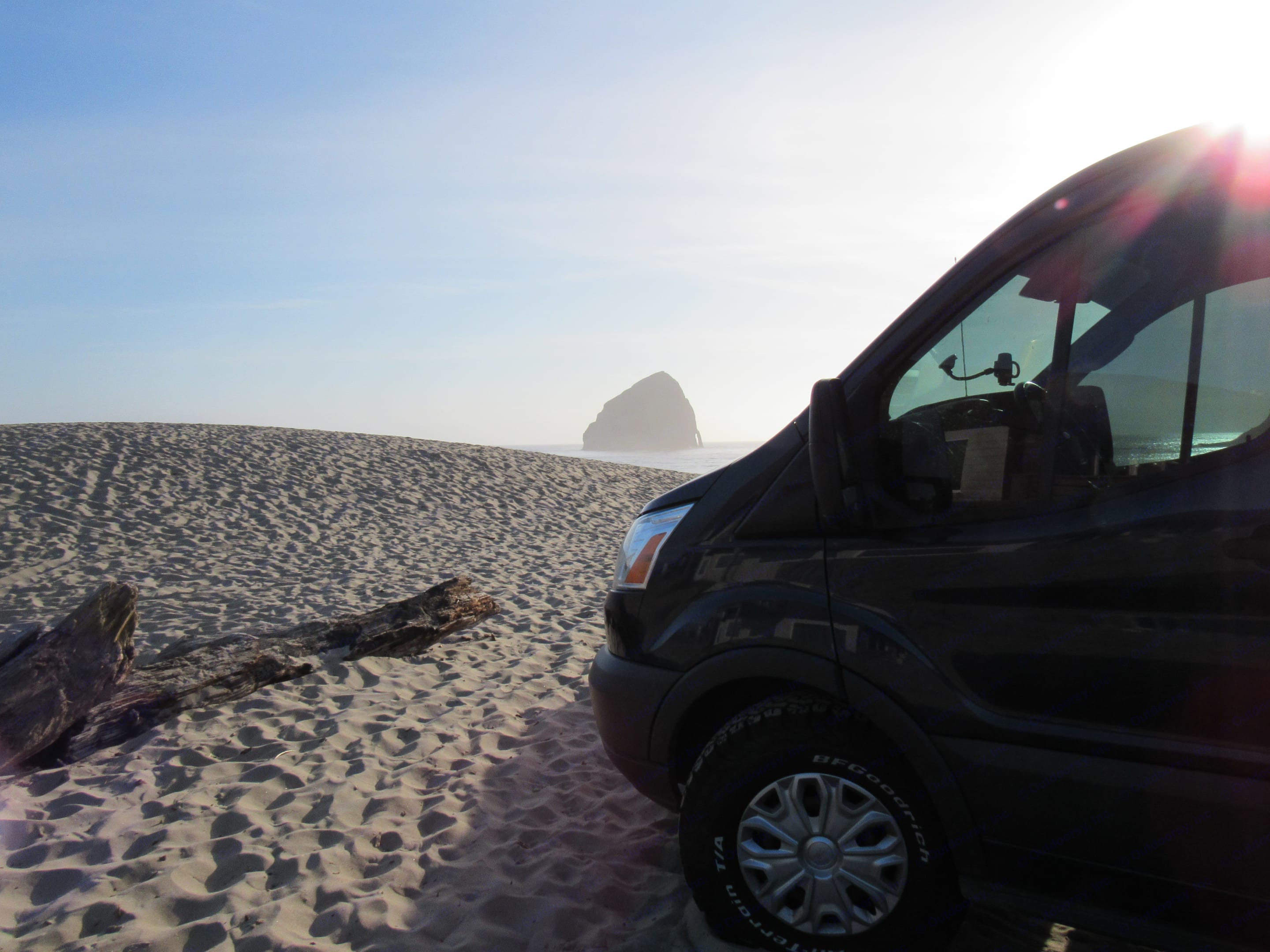 Take that long road trip you've always wanted!. Ford Transit 2015