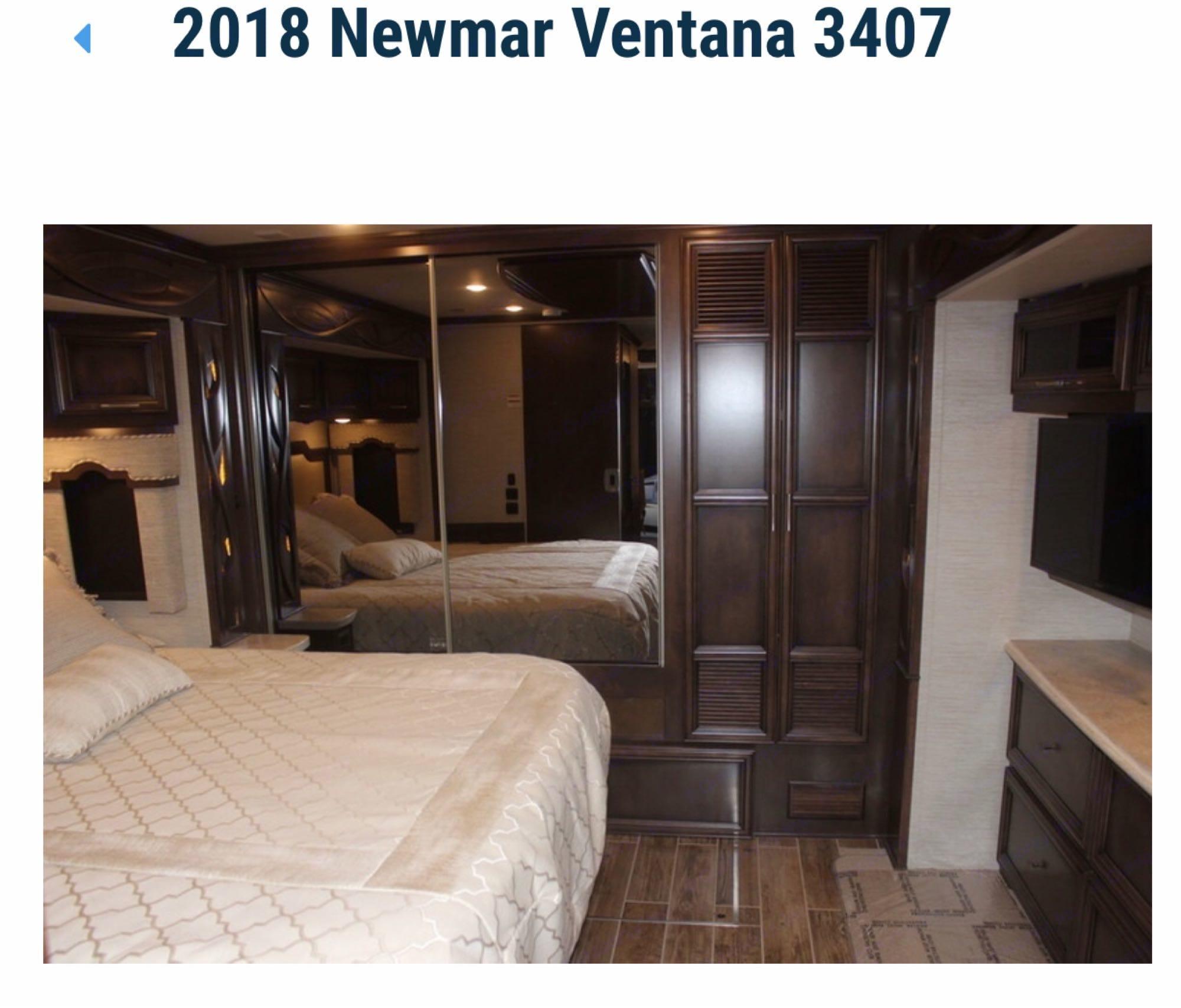 Newmar Ventana 2018