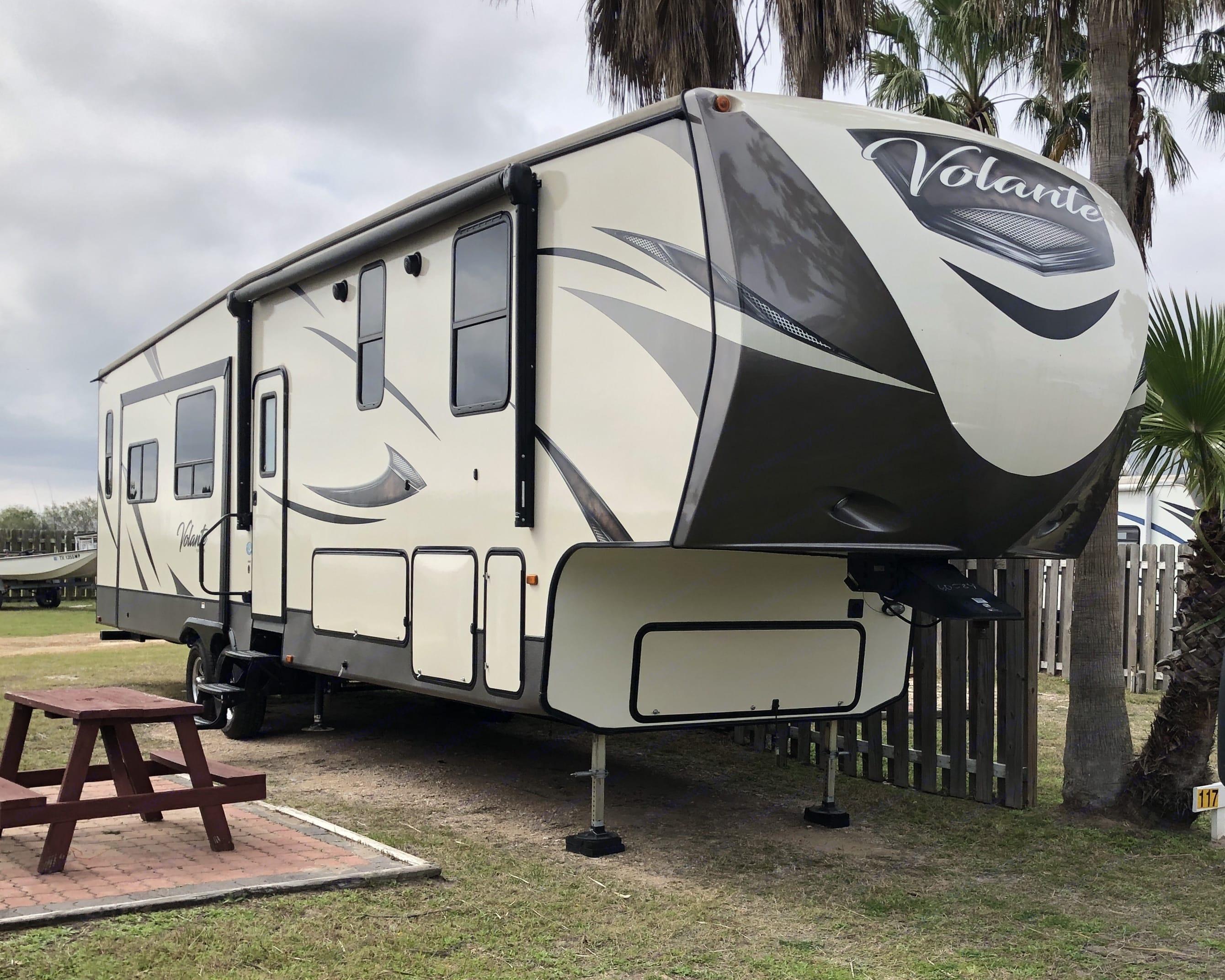 Keystone Volante 3801MD 2018