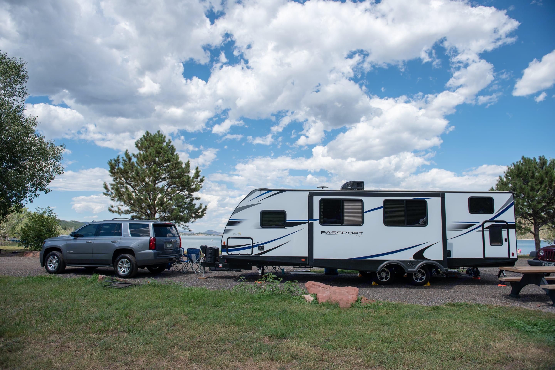 Camping life!. Keystone Passport 2019