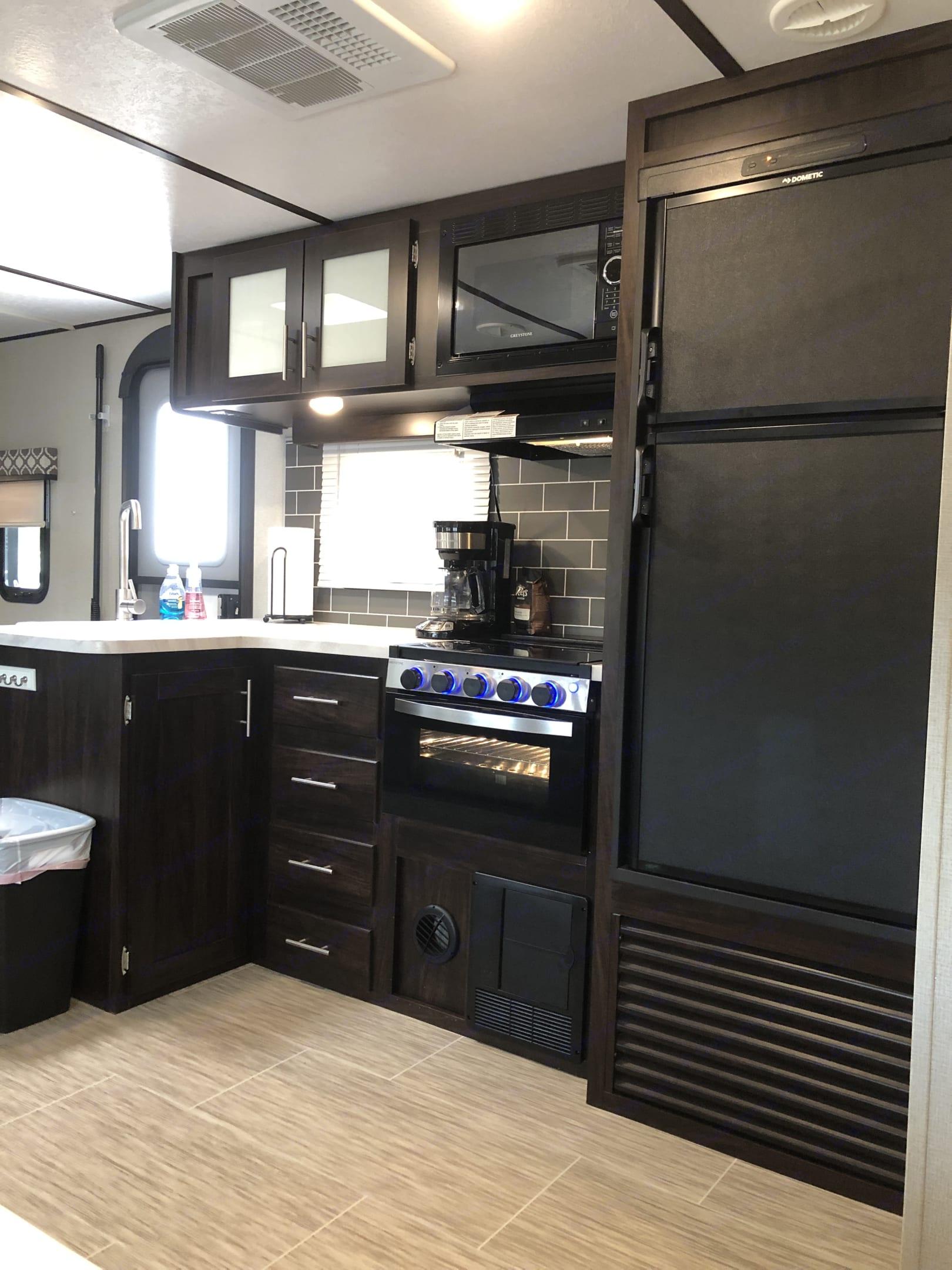 Kitchen. Prime Time Tracer 2019