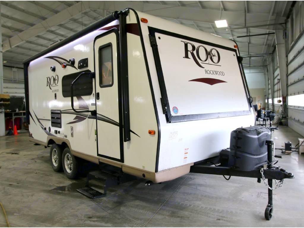 Forest River Rockwood Roo 2017