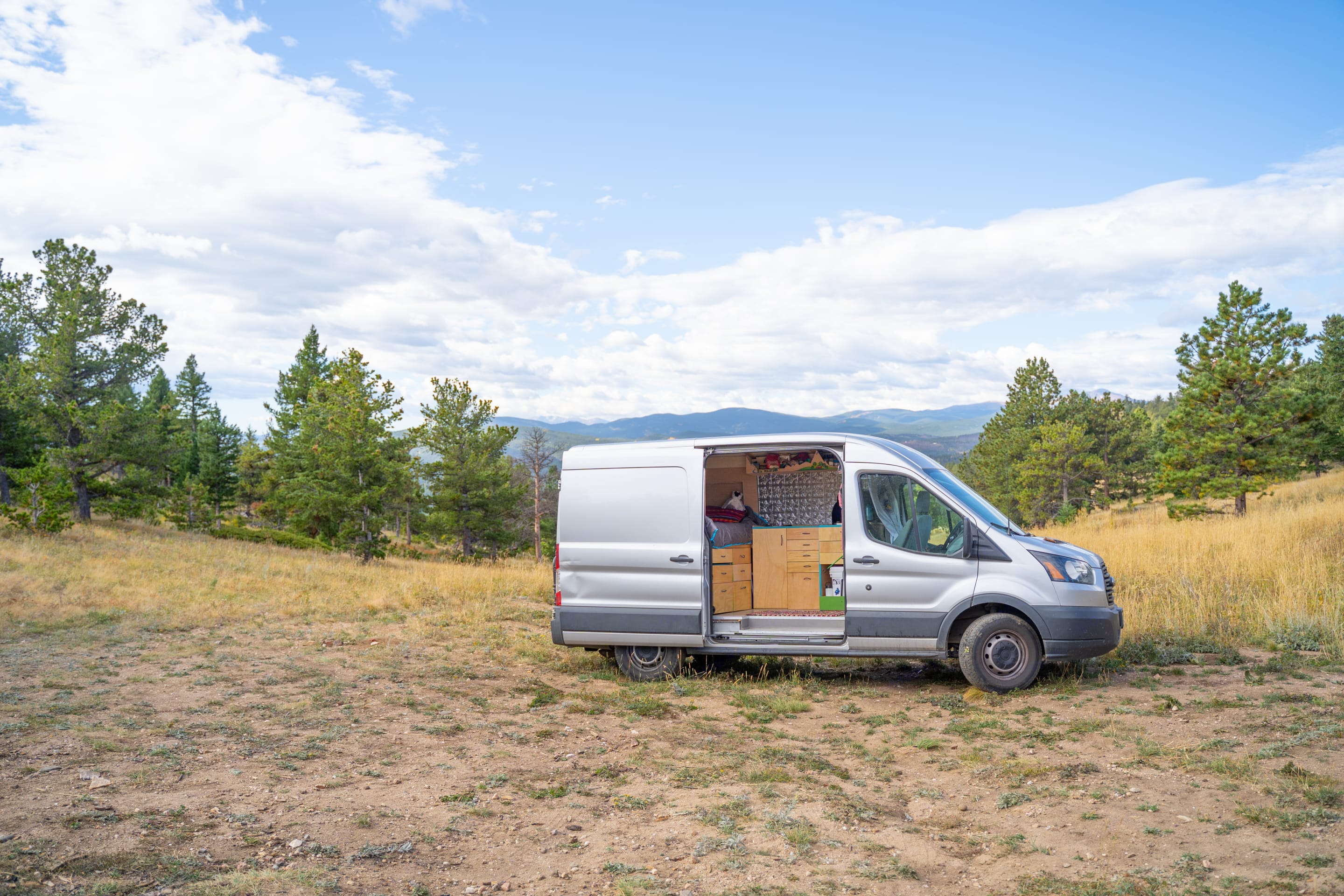drive almost anywhere. Ford Transit Custom 2015