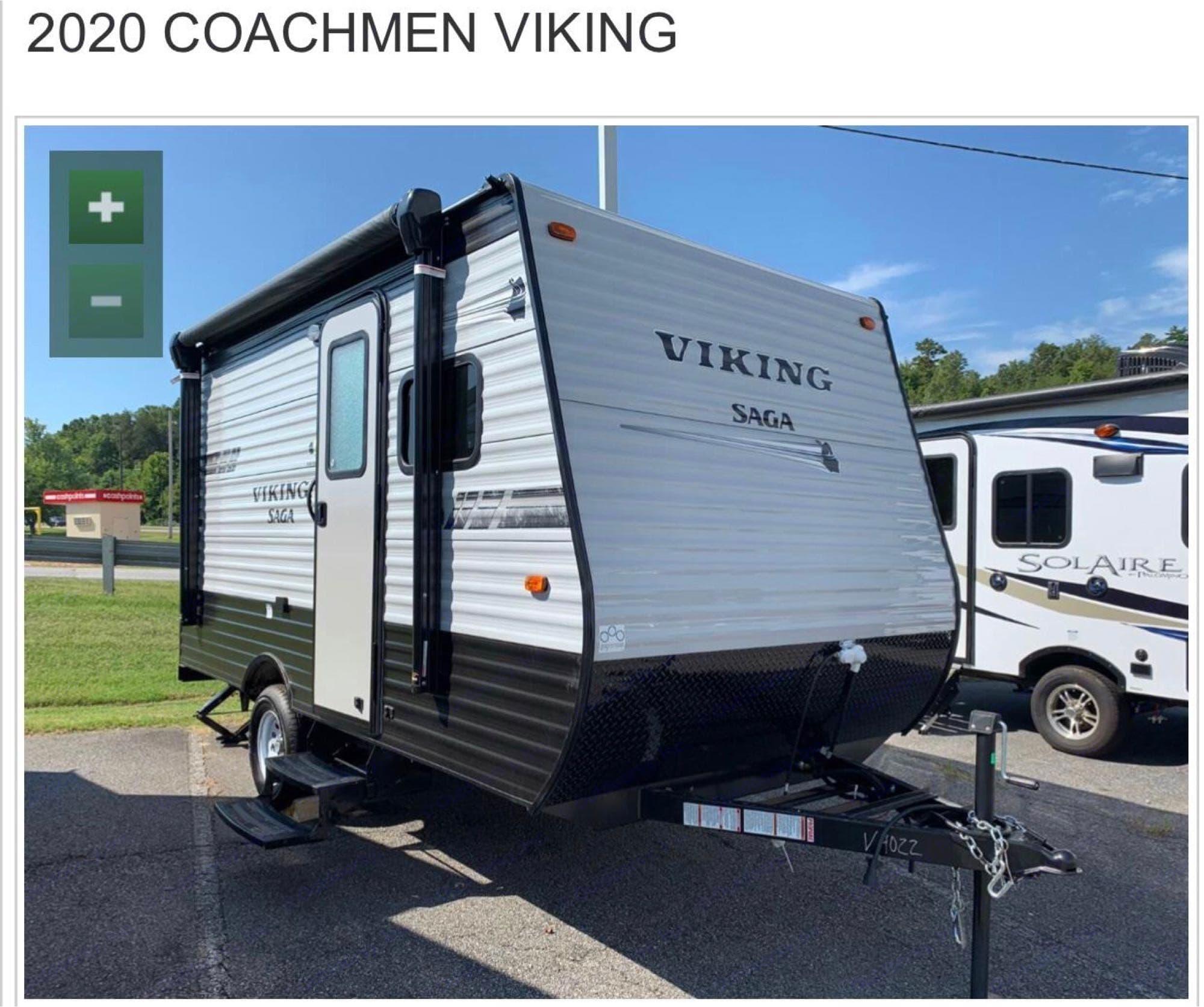 Coachmen Viking 2020