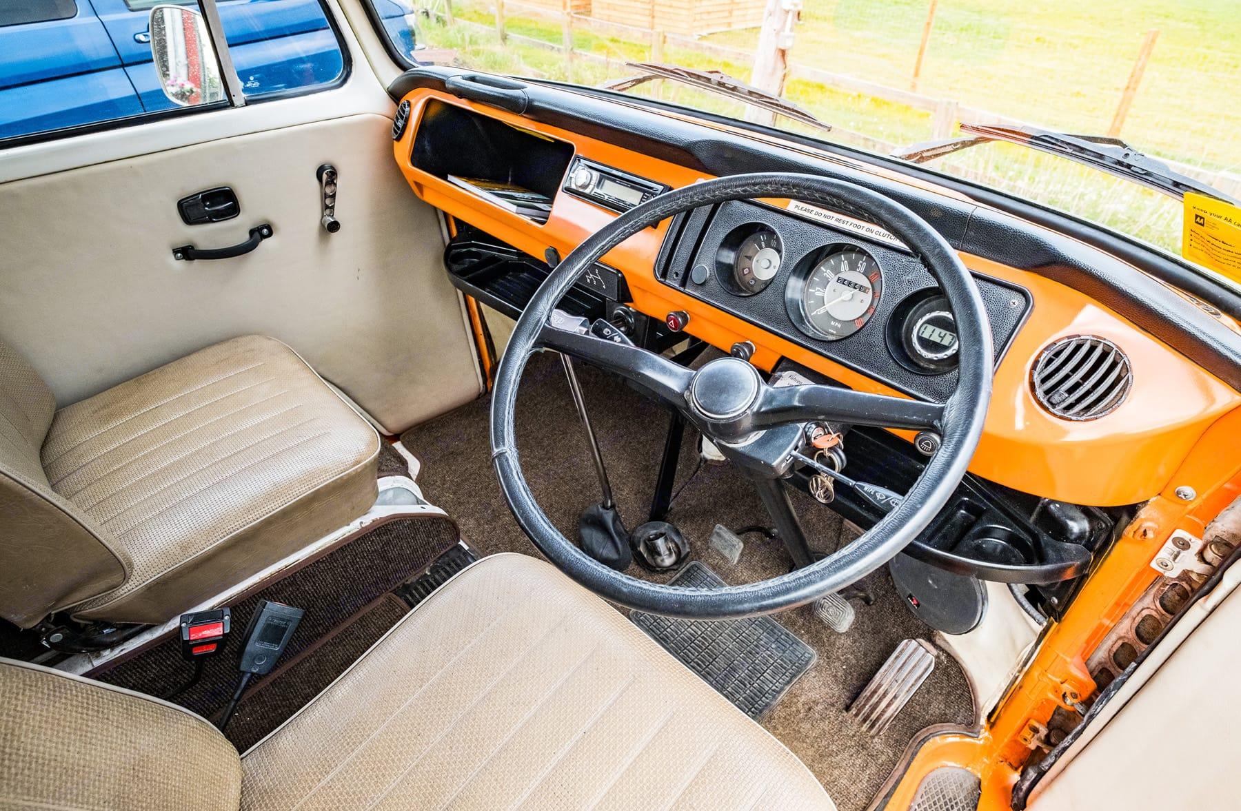 Volkswagen Type 2 1974