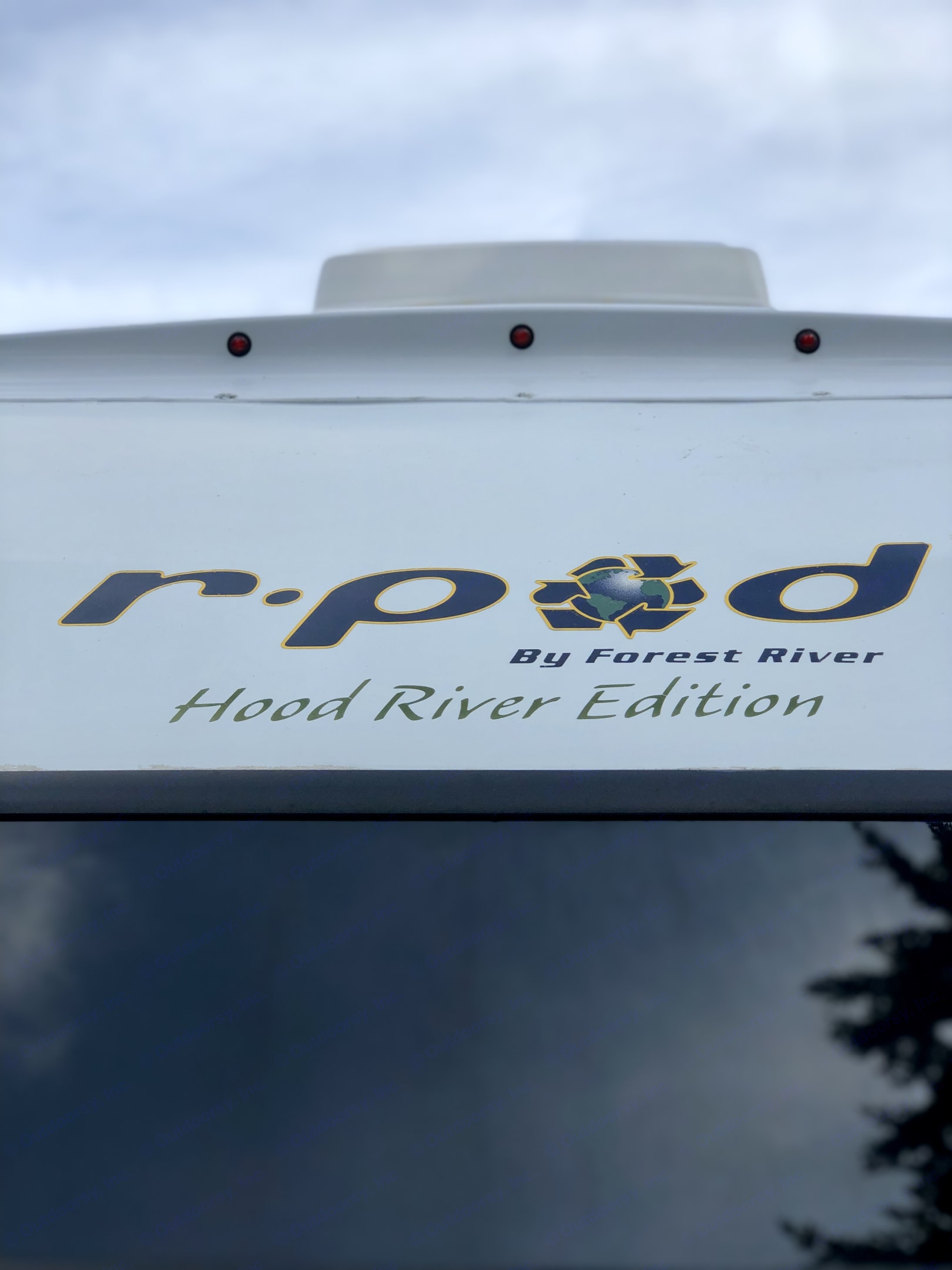 Forest River R-Pod 2012