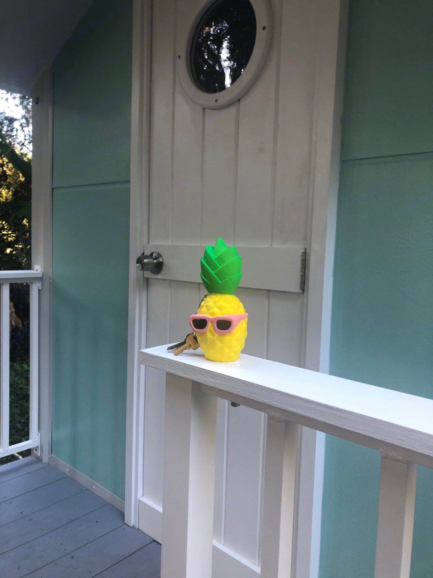 Meet Pina 🍍the Happy House Adventure Assistant 🍍. Core Housing Solutions Beach House 2019