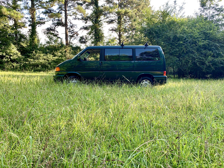 Volkswagen T4 Multivan 2000