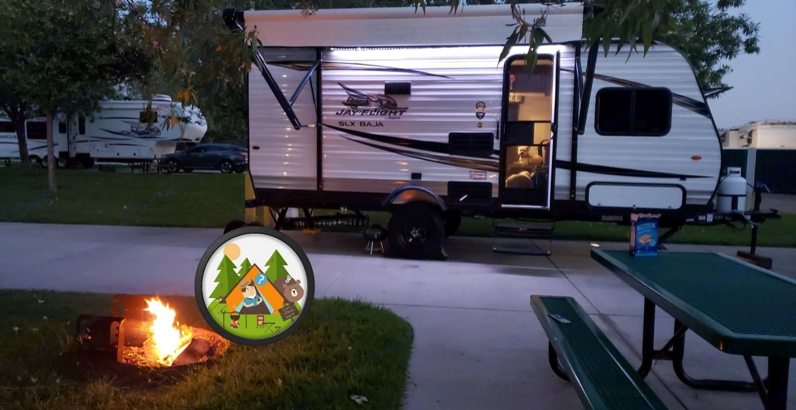 First trip with the brand new trailer!. Jayco Jay Flight 2020