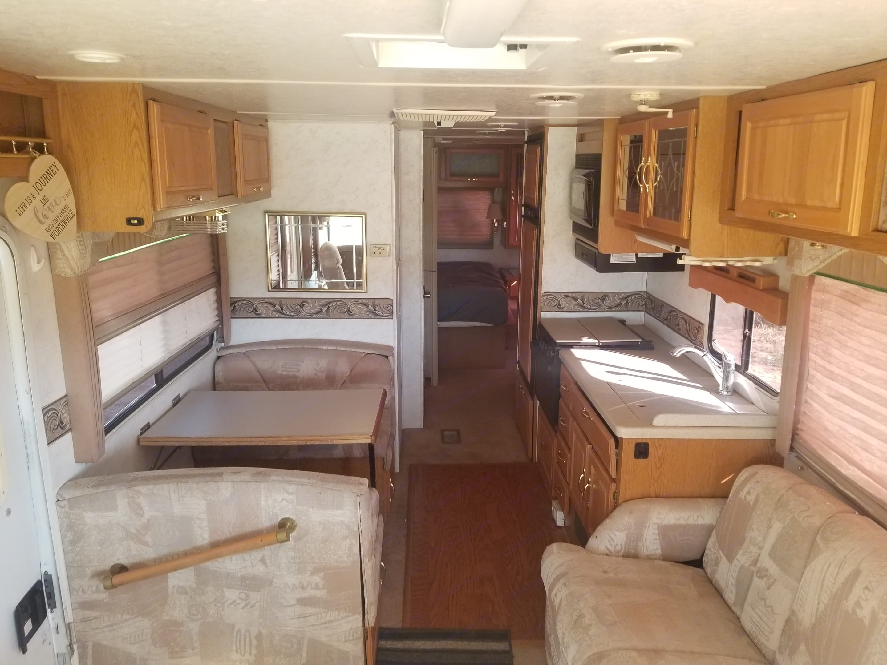Thor Motor Coach Four Winds Infinity 1998