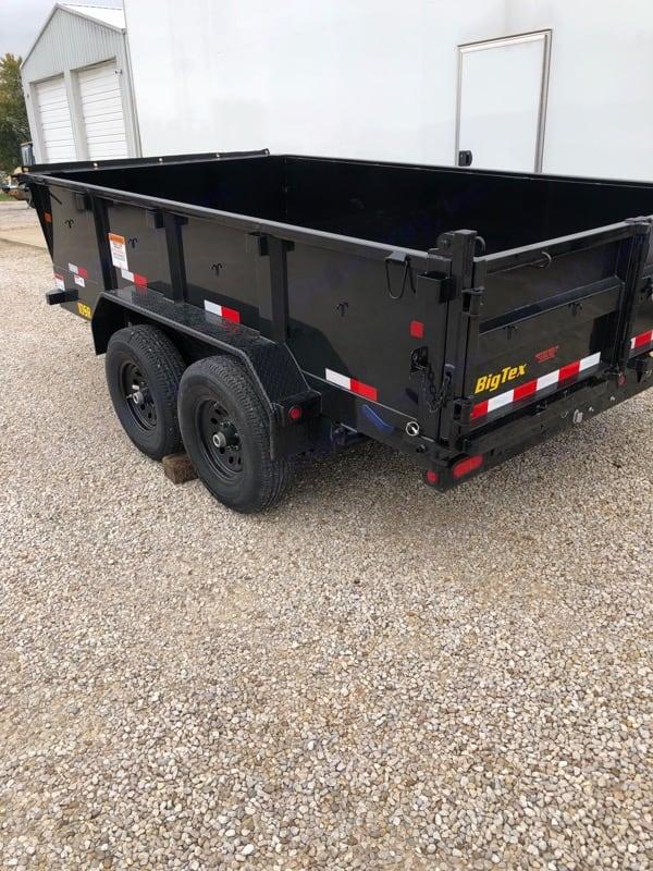 Big Tex 12' Dump Trailer 2020