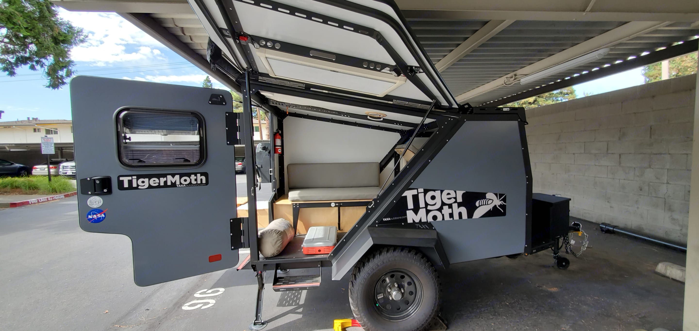 TAXA Outdoors Tigermoth Camper 2019