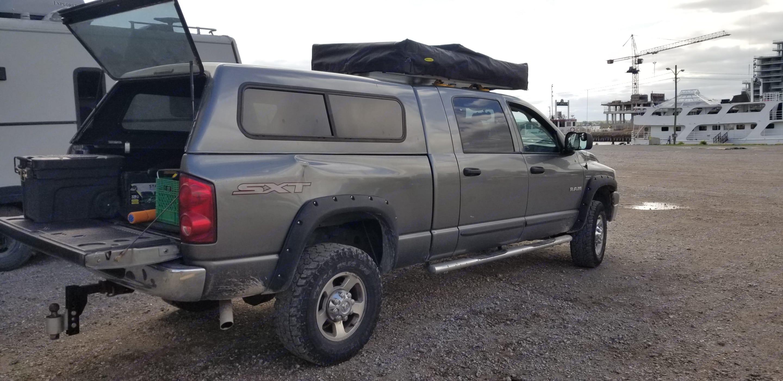 Dodge 1500 2008