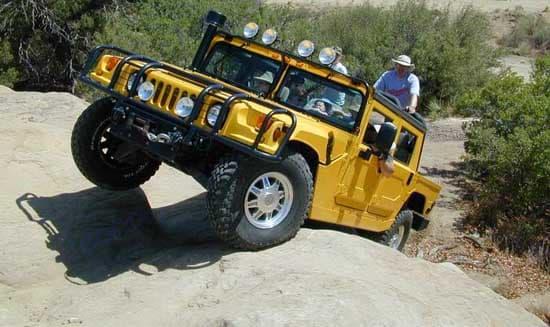 Hummer H-1 2004