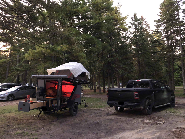 TAXA Outdoors Tigermoth Camper 2018