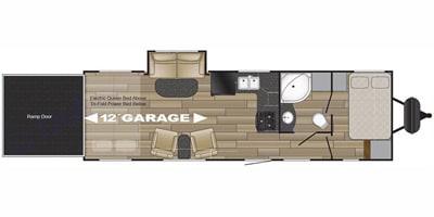 Cruiser Rv Corp Stryker 2016