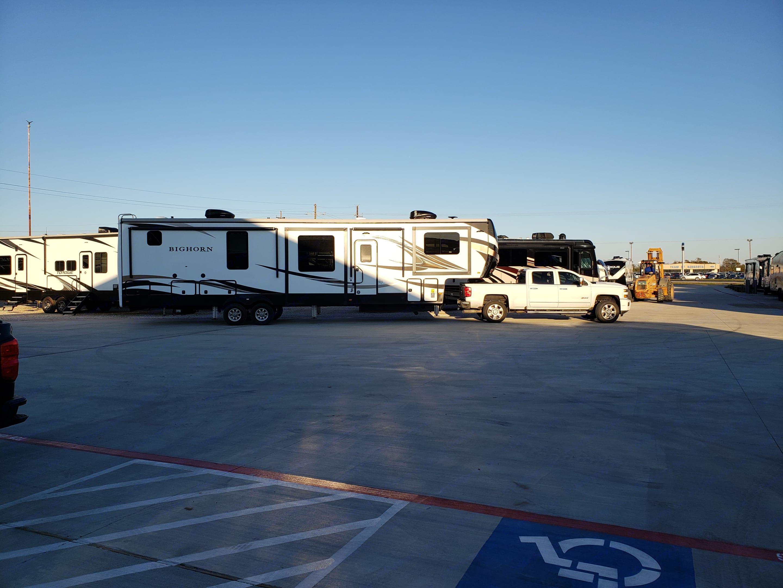 Great camper. Heartland Bighorn 2020
