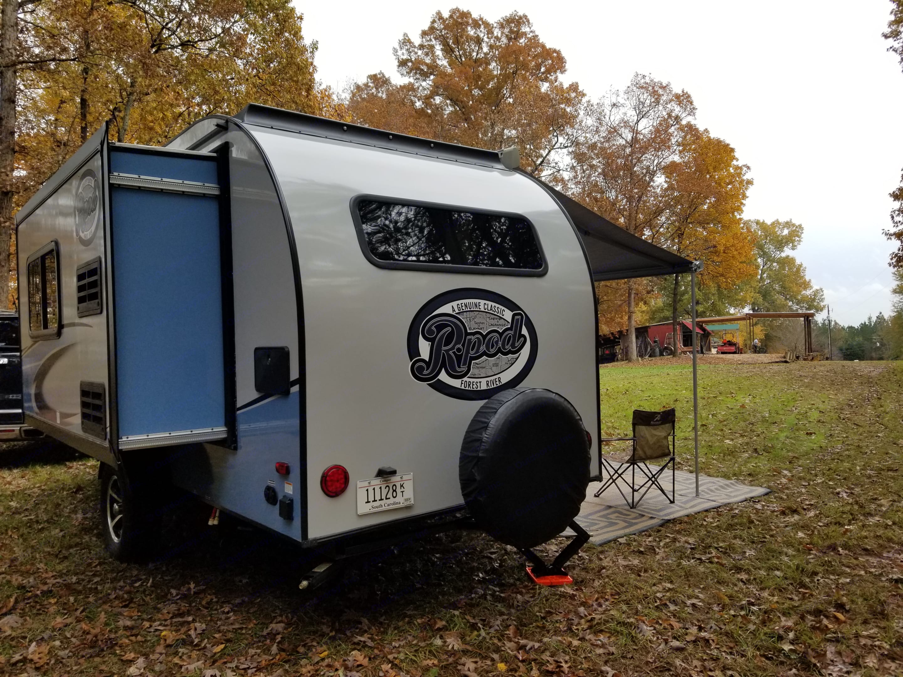 Forest River R-Pod 2019
