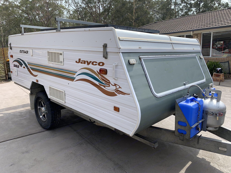 Jayco Eagle Outback 2001