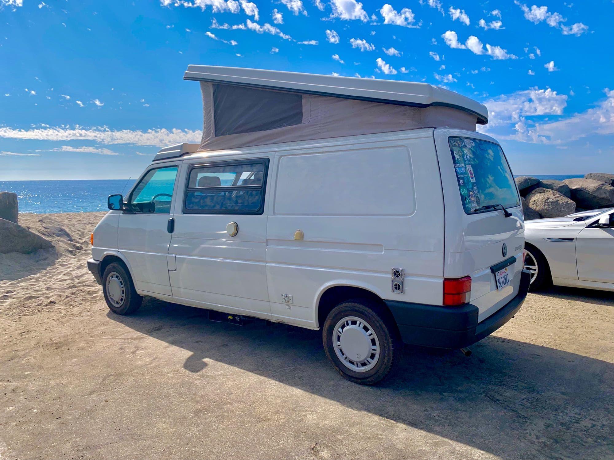 Volkswagen EuroVan Westfalia Camper 1995