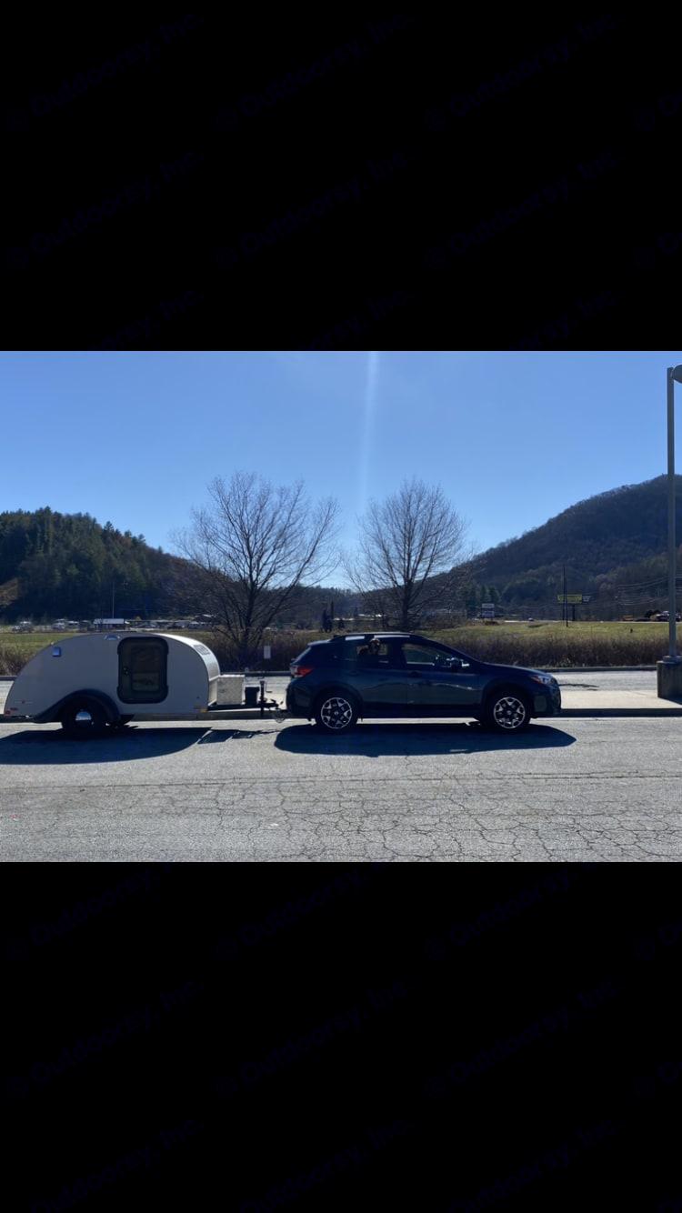For size comparison, I have a Subaru Crosstrek. . Little Guy Silver Shadow 2015