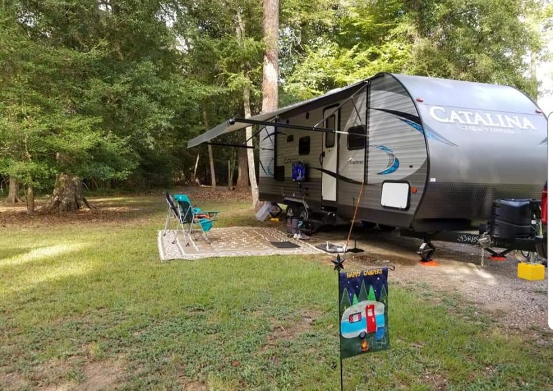 Included with camper!. Coachmen Catalina 2018