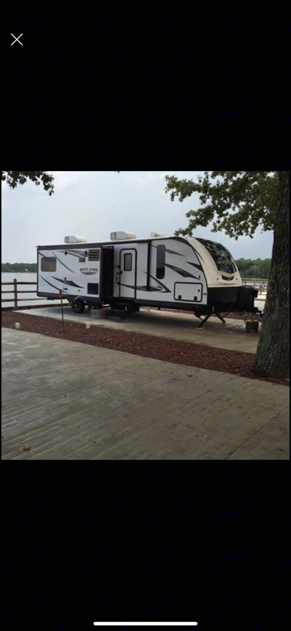 Go Glamping in style!! Every convenience of home!. Jayco White Hawk 2015
