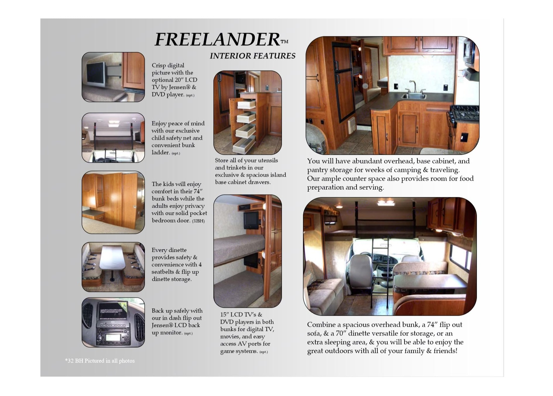 Coachmen Freelander 2010