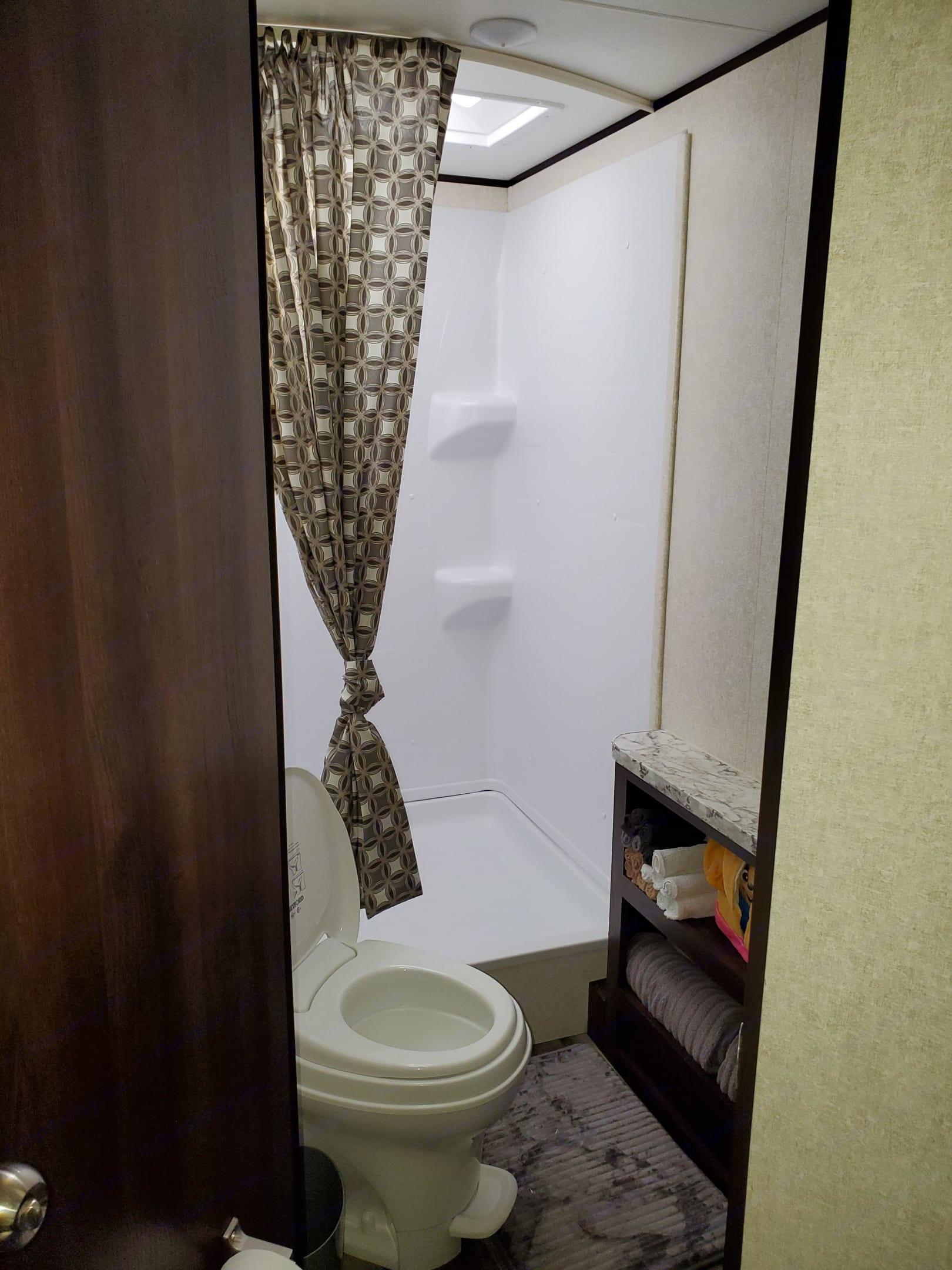 Shower . Jayco Jay Flight 2019