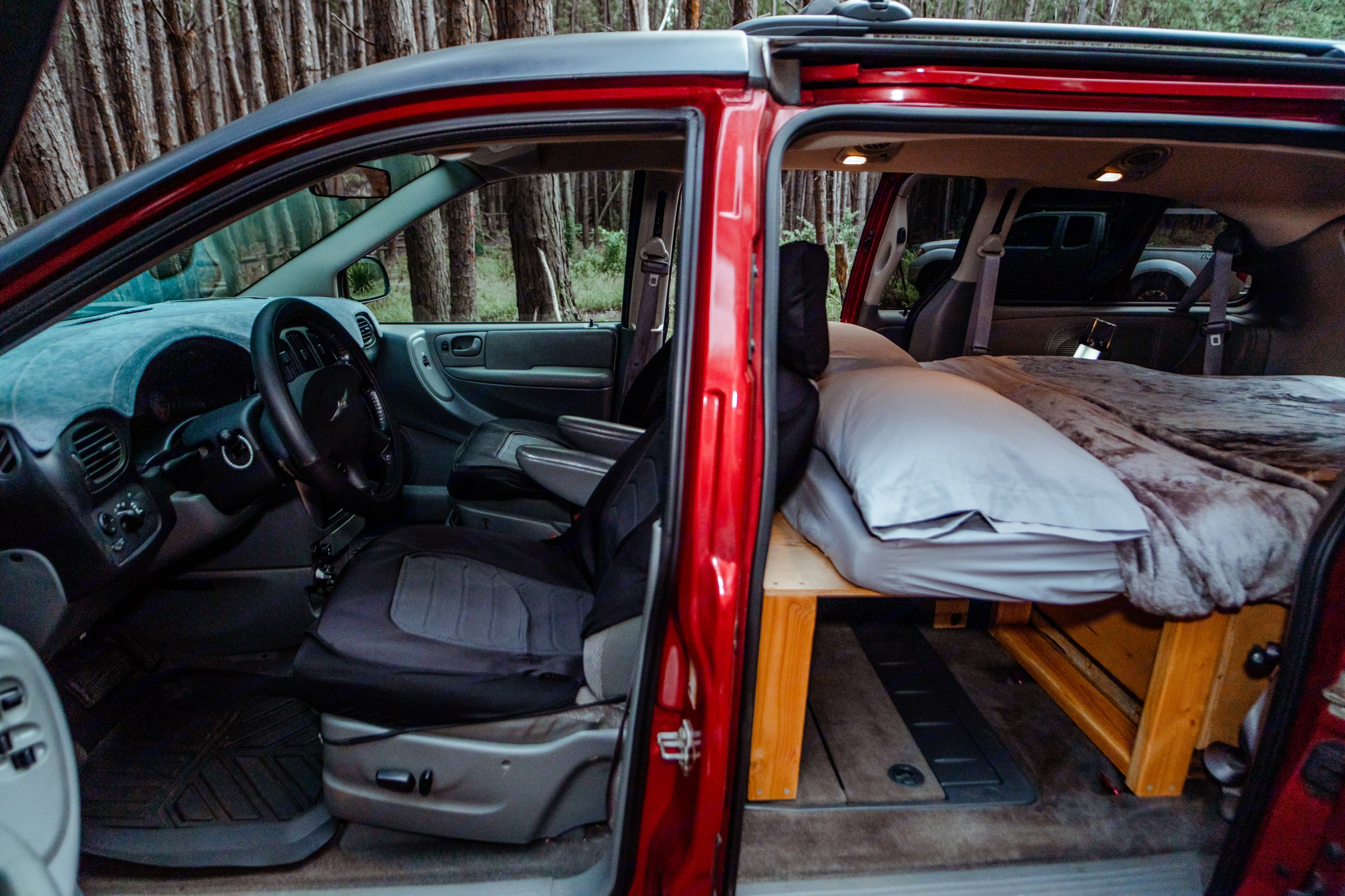 Chrysler Town & Country Touring Edition 2007