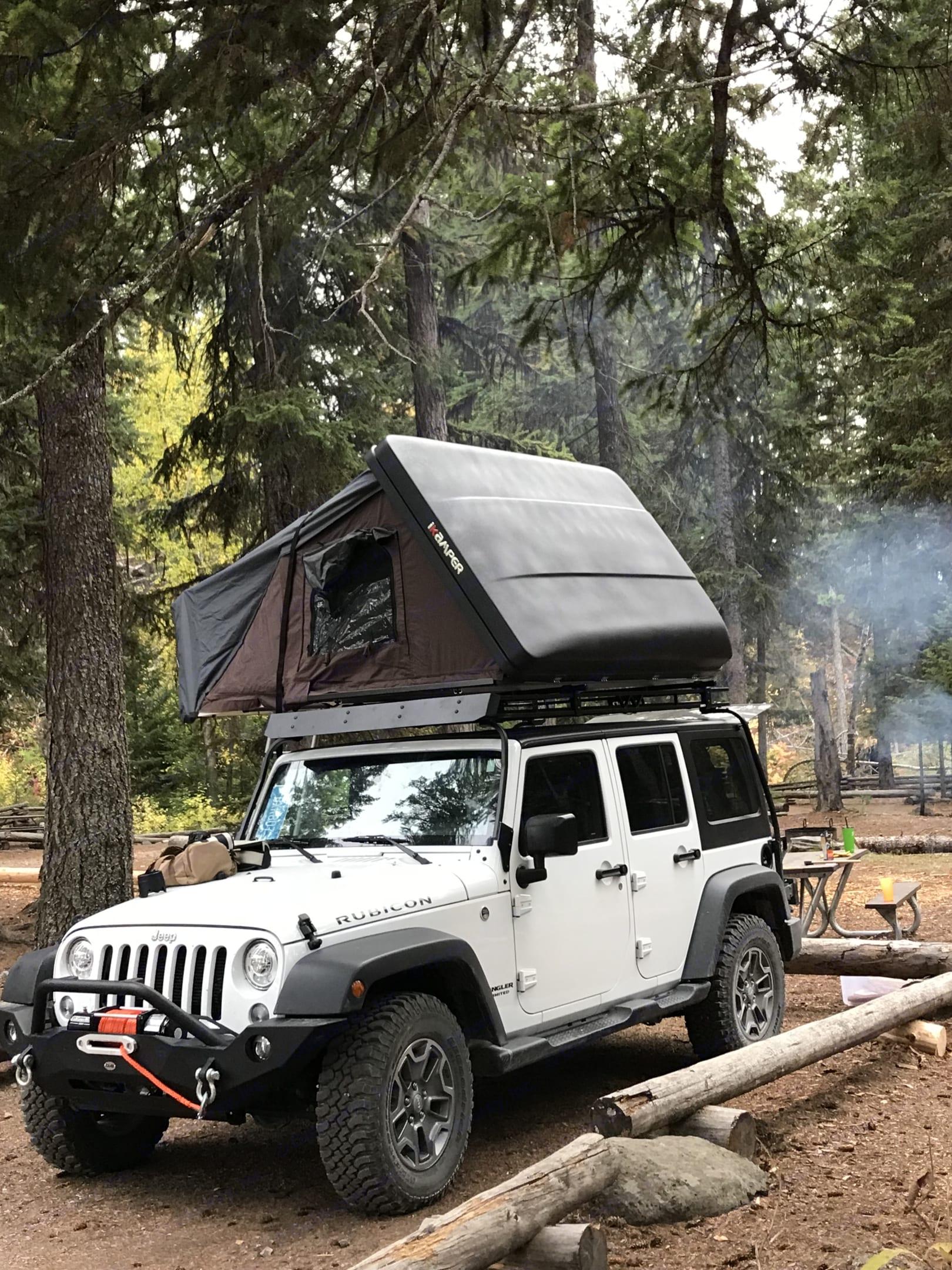 Jeep Rubicon 2017