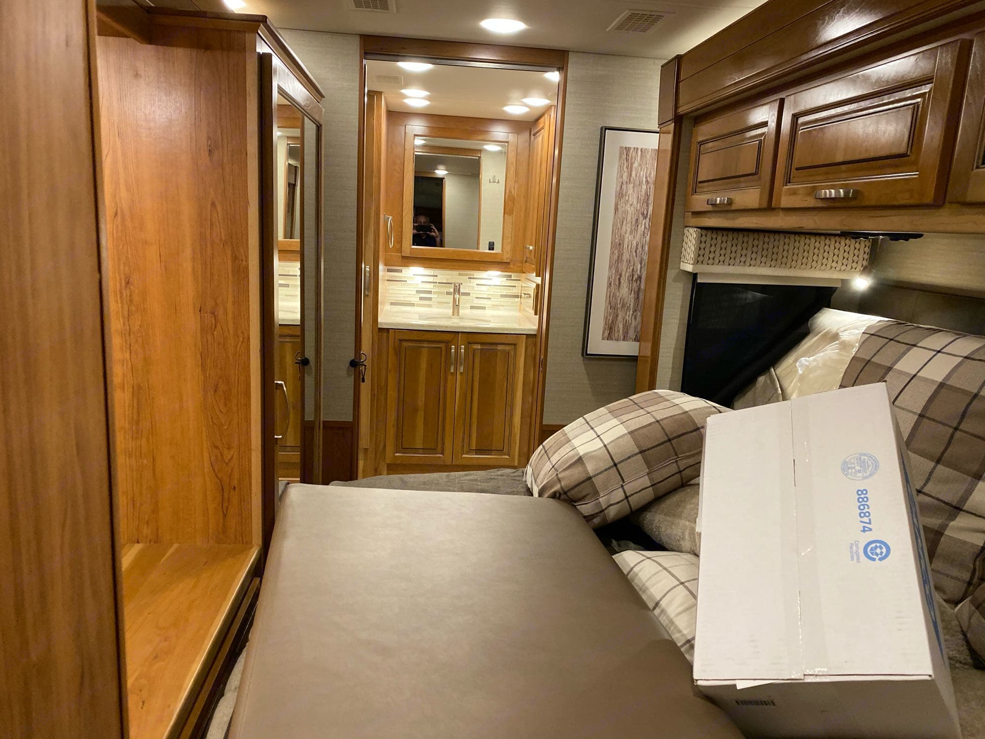 3 slides, bunk beds, king size bed in master, washer dryer and more. Entegra Coach Other 2019
