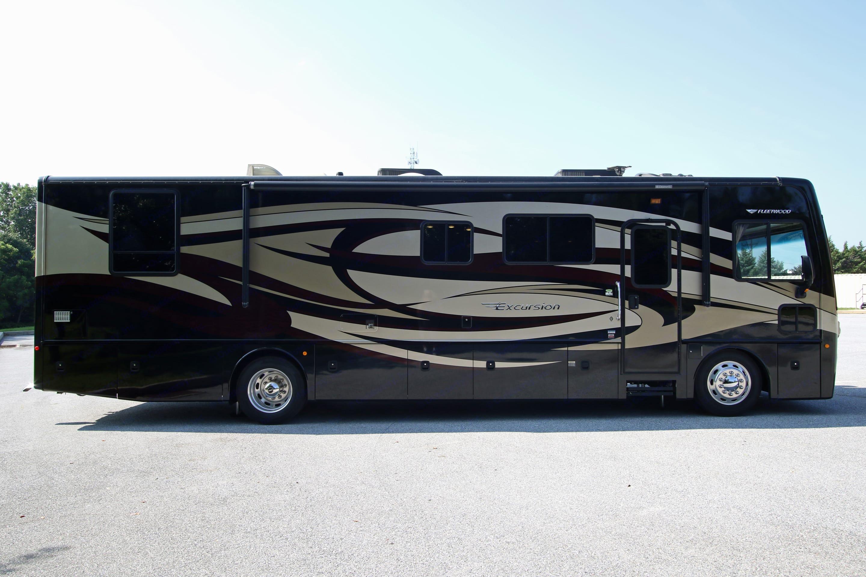 Fleetwood Excursion 2014