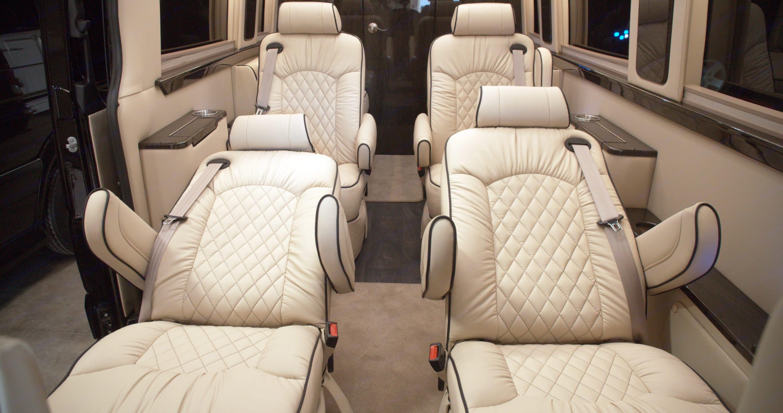 Reclining seats.. Mercedes Sprinter 2020