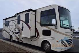Thor Motor Coach Hurricane 2018