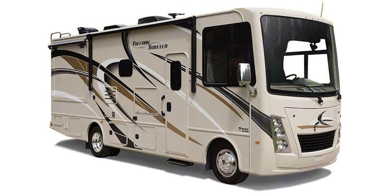 Freedom Traveler. Thor Motor Coach Freedom Traveler 2019