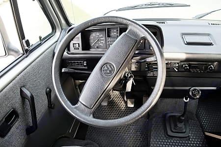 Volkswagen Westfalia 1987