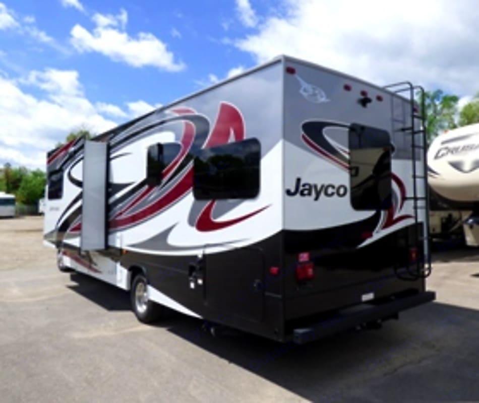 Jayco Greyhawk 2015