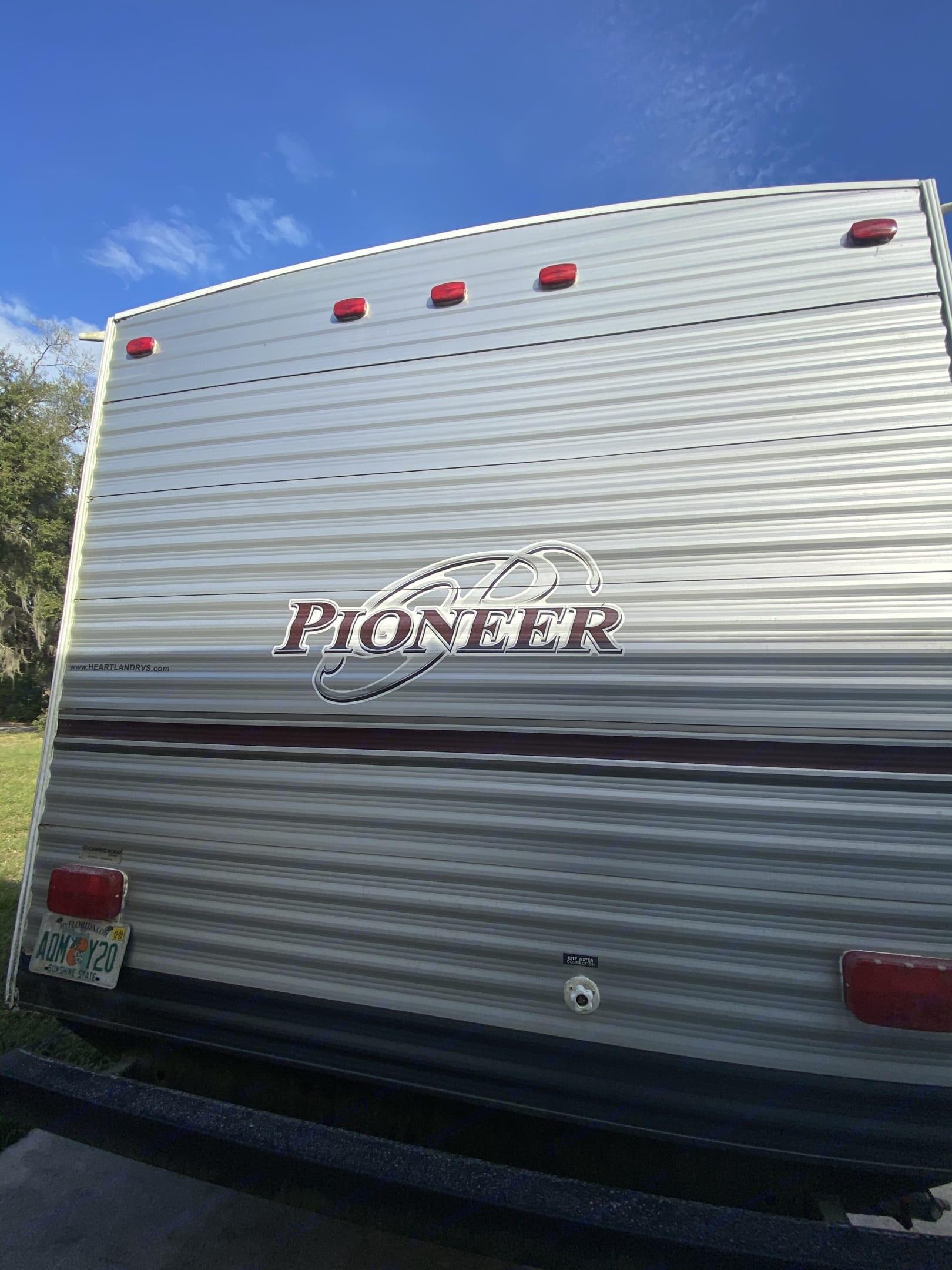 Heartland Pioneer 2014